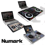 A Trio of Brand New DJ Controllers from Numark - MusikMESSE 2013