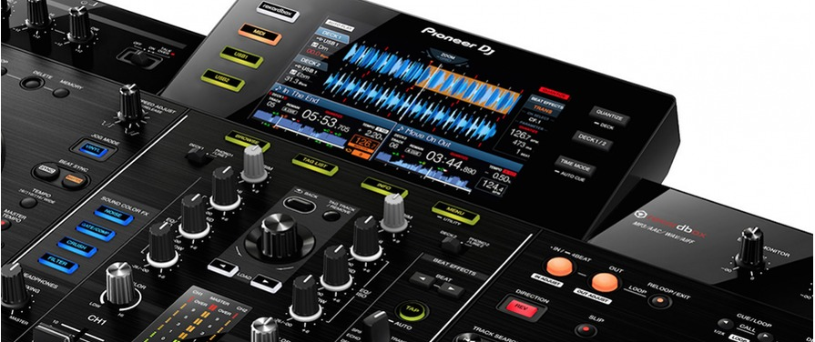New Pioneer XDJ-RX DJ System Controller Released!
