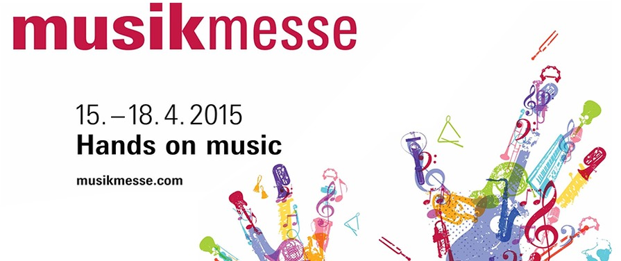 whyBuyNew at MusikMesse 2015 Exhibition From Wednesday 15th April