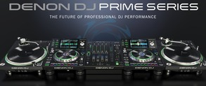 Denon DJ Prime Series - Available now!