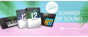 Native Instruments Summer of Sound 2019 PROMO