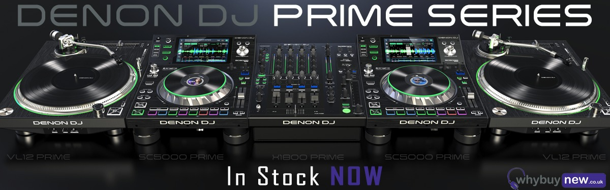 Denon Prime Series - Available Now