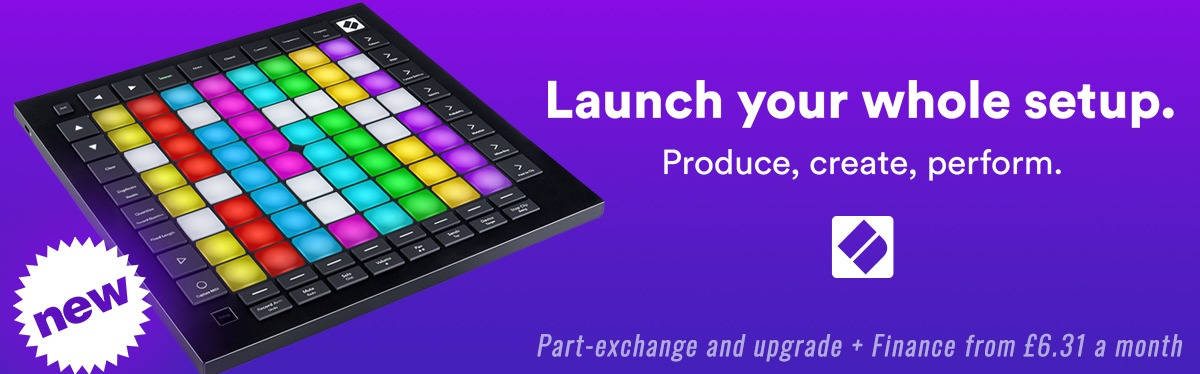 NEW Novation Launchpad Pro MK3 order