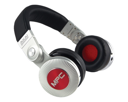 Akai MPC headphones - Music to your ears