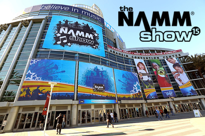 The Latest DJ Equipment From Namm 2015 in California!