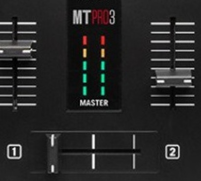 The Numark Mixtrack Pro 3. All in one DJ Controller Solution !!