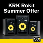 KRK - BIG Summer Deals